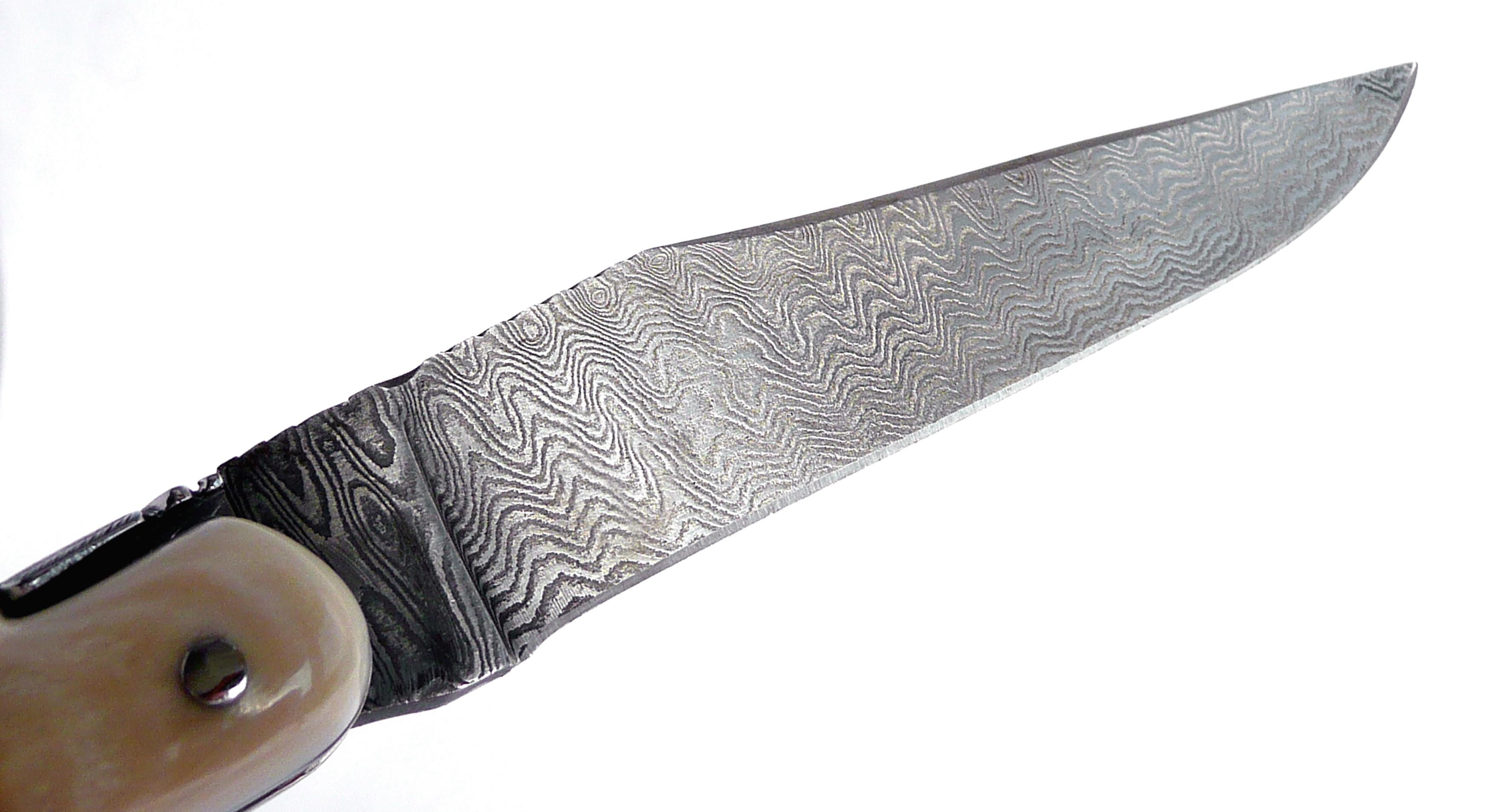 Damas carbone 12 cm
