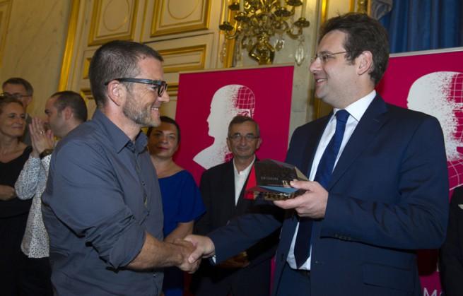 Grand Prix Design de la Réussite pour Forge de Laguiole