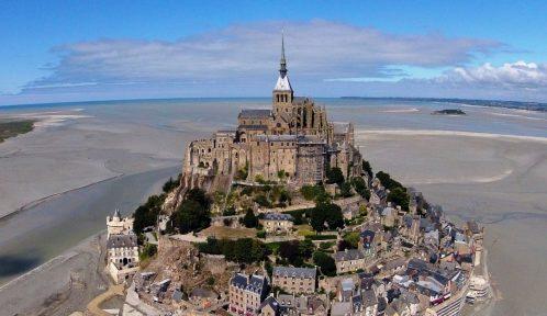 De Laguiole au Mont Saint-Michel... rencontre au sommet