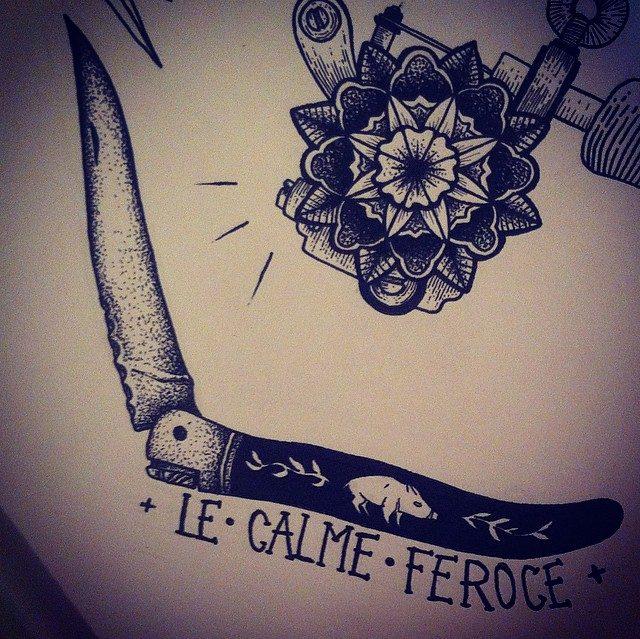 Le tatouage a rendez-vous à Chaudes-Aigues