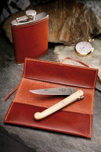 fabrication d'un couteau laguiole