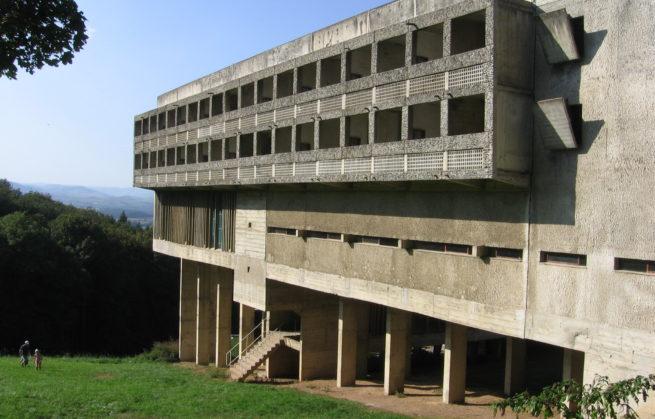 Le Corbusier, design gris au musée Soulages