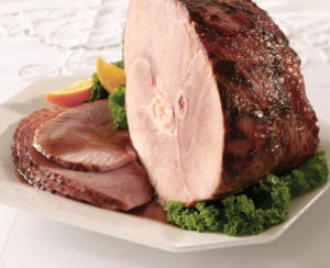 Roast gammon