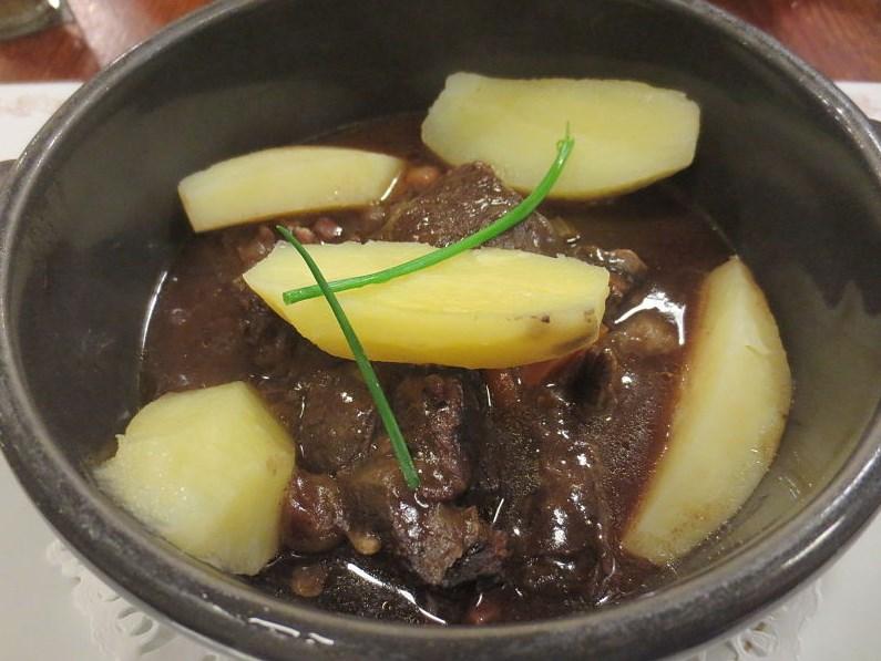 Bœuf bourguignon, recette de la patience