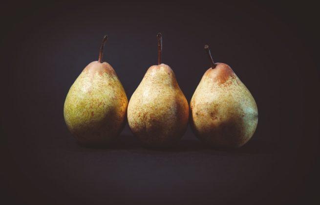 La poire, 2000 variétés pour 2000 recettes